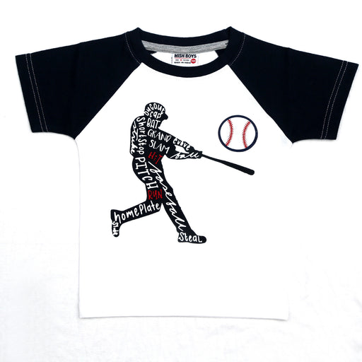 NEW! T-Shirt - Baseball (4738860679243)