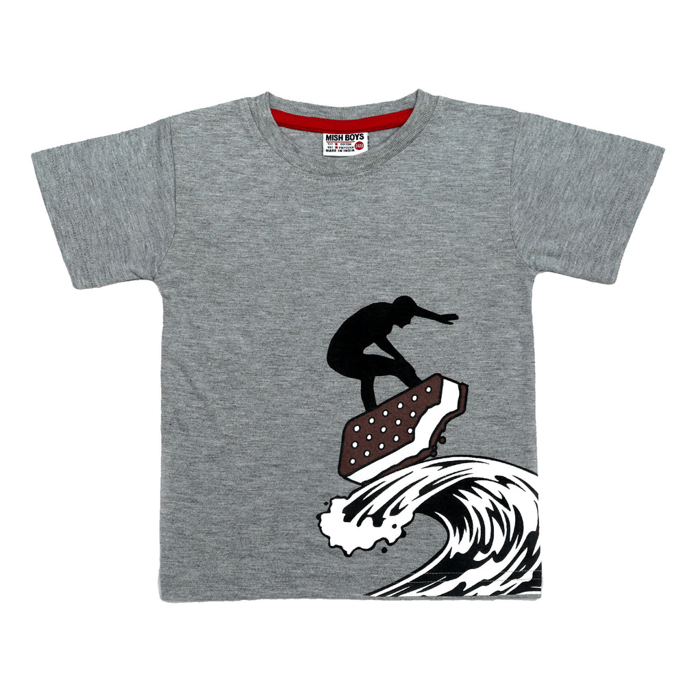 NEW! T-Shirt - Ice Cream Surf (4738107605067)