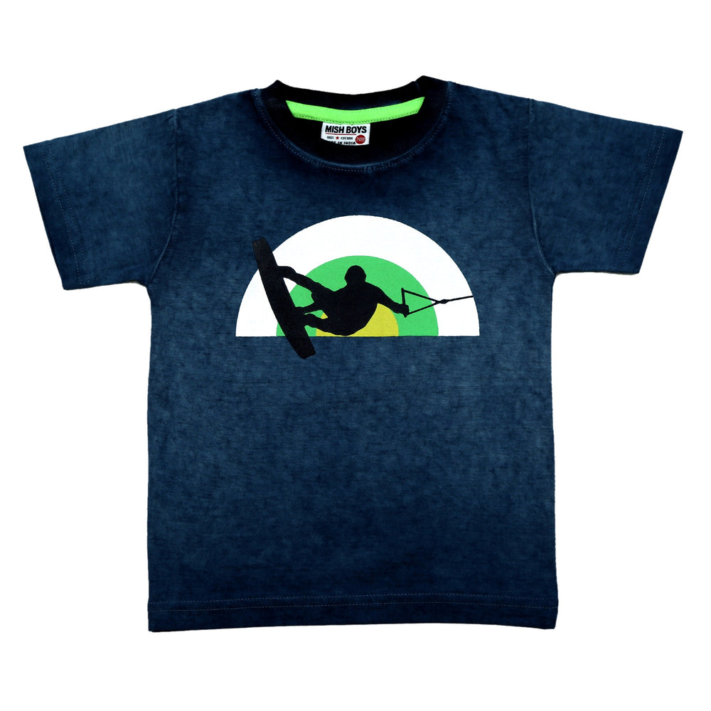 NEW! T-Shirt - Wakeboarding (4738115928139)