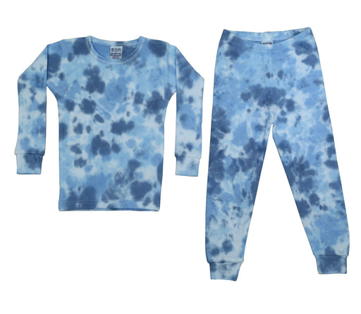 Thermal Tie Dye Pajamas - Jonsnow (1475149201483)
