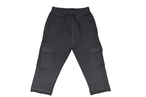 Knit Cargo Pants - Coal (43525963794)