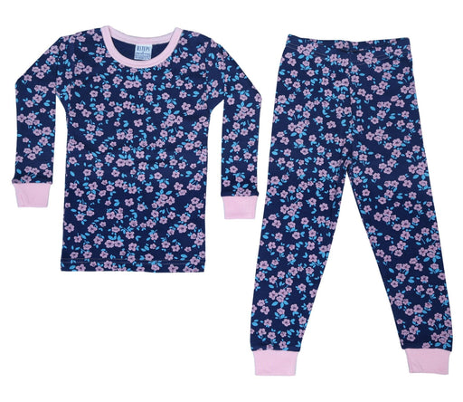 BSteps Pajamas - Little Floral (4693539815499)
