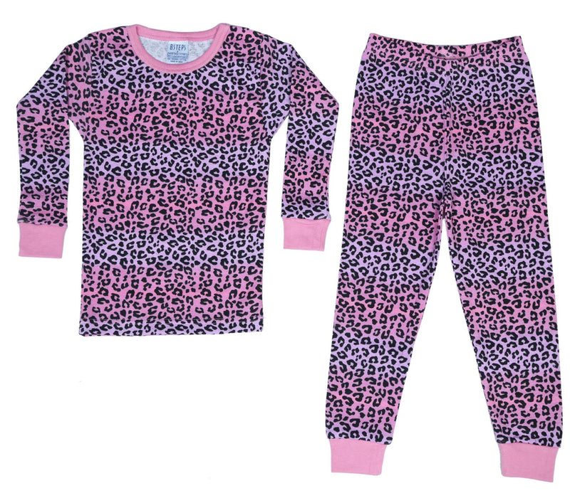 New BSteps Pajamas - Ombre Cheetah (4693541978187)