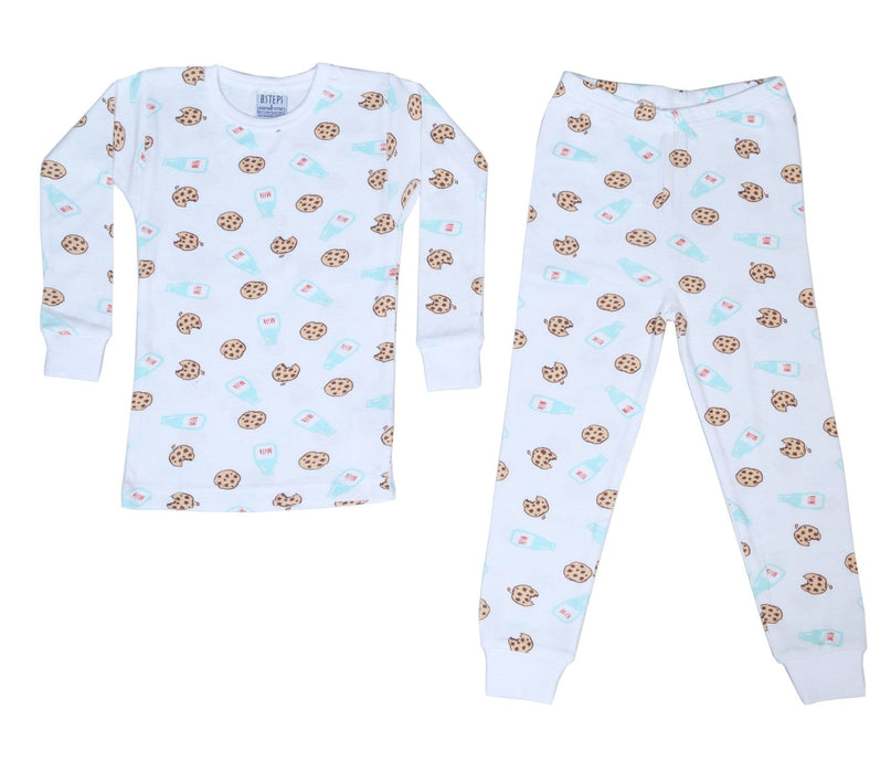 New BSteps Pajamas - Milk & Cookies (4696964857931)