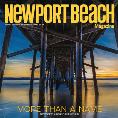 NEWPORT BEACH MAGAZINE