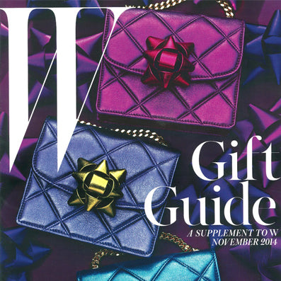 W MAGAZINE GIFT GUIDE
