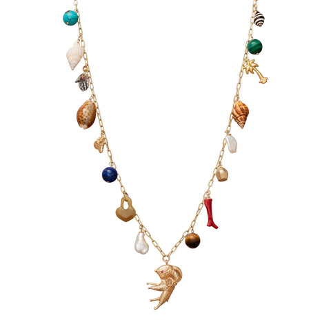 Les Charmantes Charm Necklace