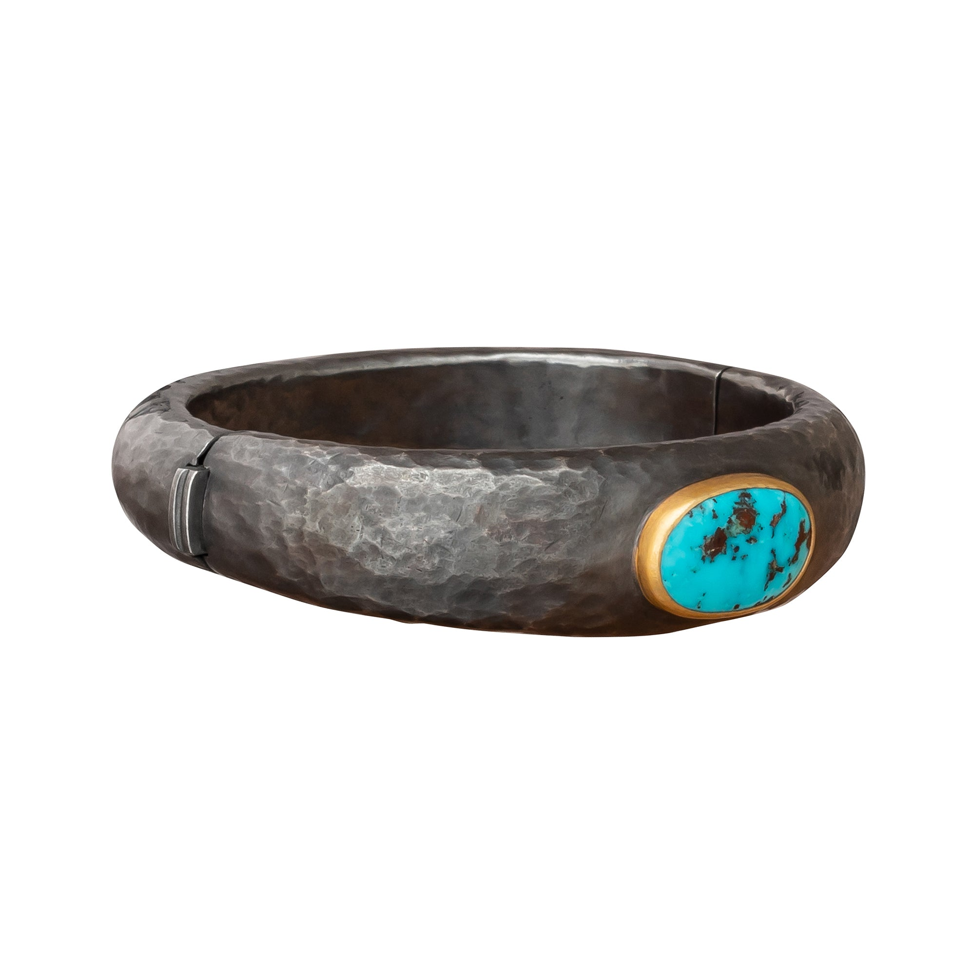 Turquoise Cuff - Haute Victoire - Bracelets | Broken English Jewelry
