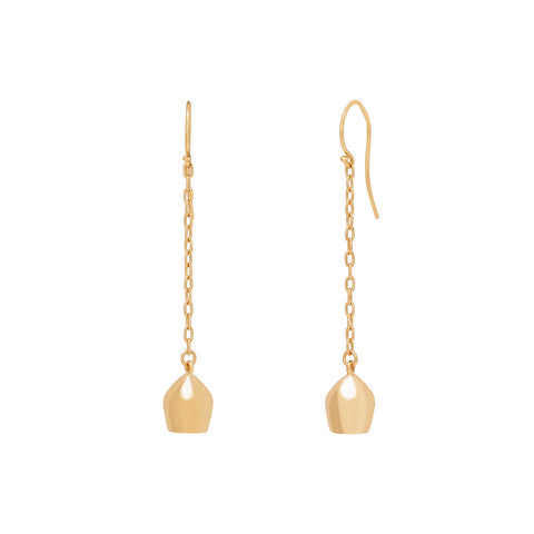 Nacre Des Lunes Dangle Earrings