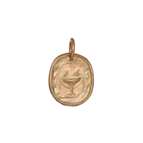 L'amite Pendant by James Colarusso for Broken English Jewelry