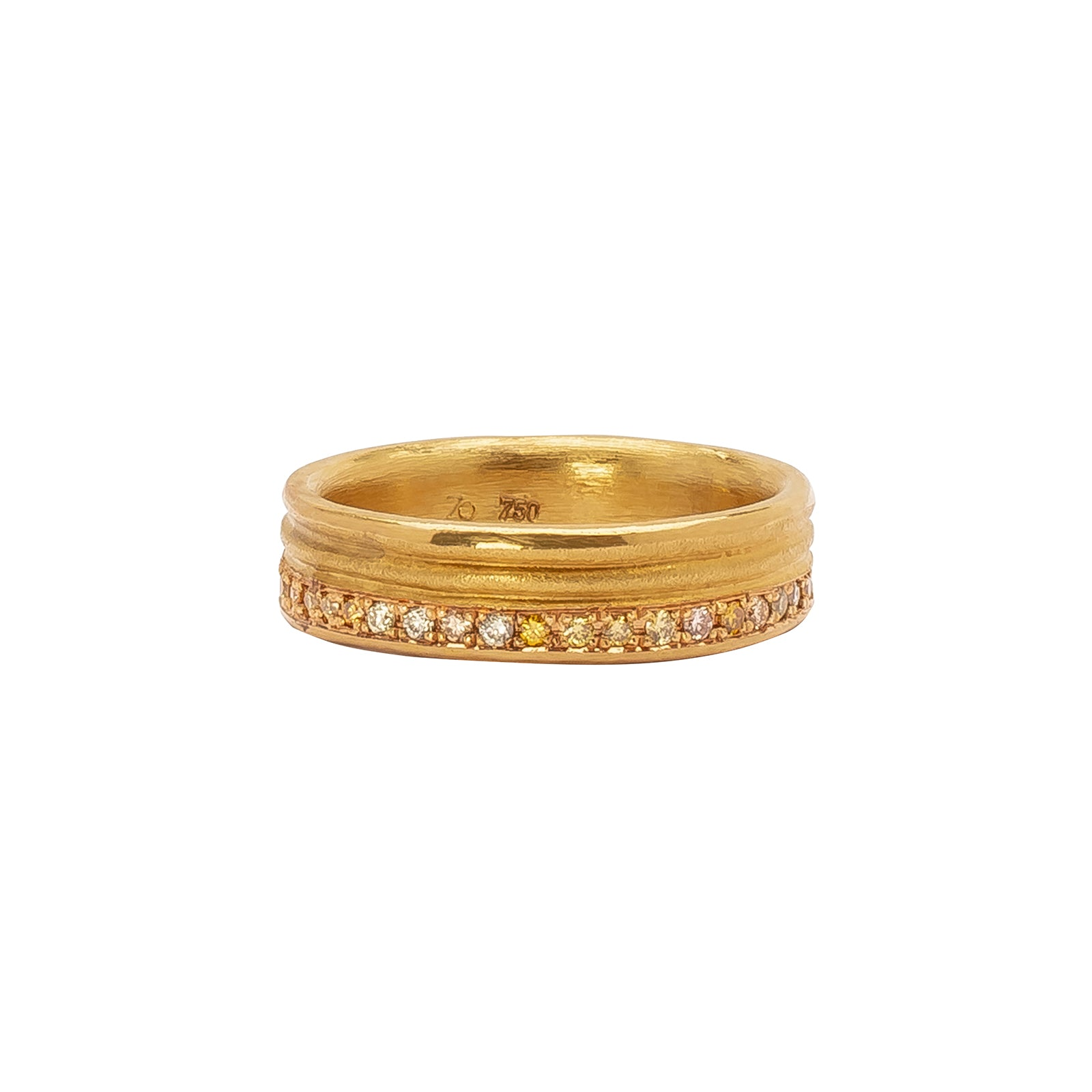 Atelier Zobel Gold Spring Mix Band - Rings - Broken English Jewelry