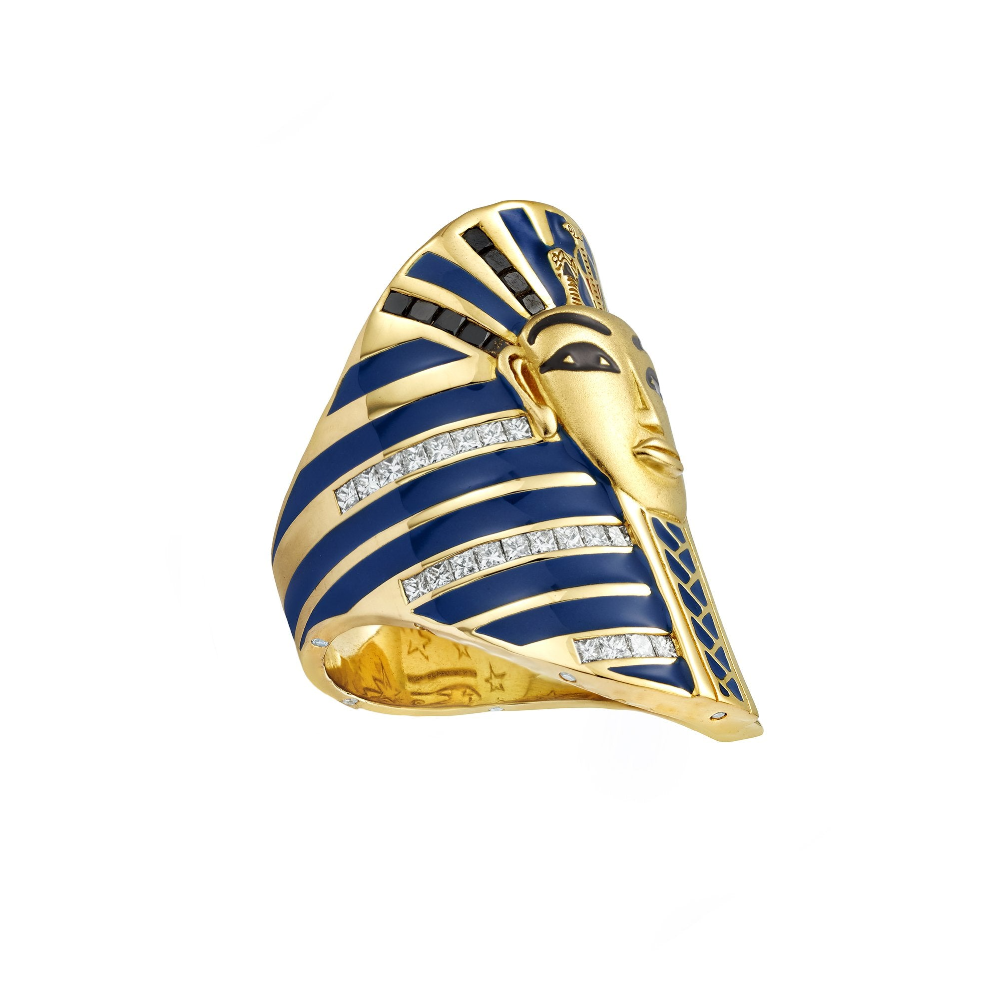 Buddha Mama Pharaoh Wrap Ring - Rings - Broken English Jewelry