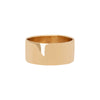 Jennie Kwon Wide Band Ring - Rings - Broken English Jewelry