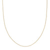 "Loquet 32"" Chain - Gold - Necklaces - Broken English Jewelry"