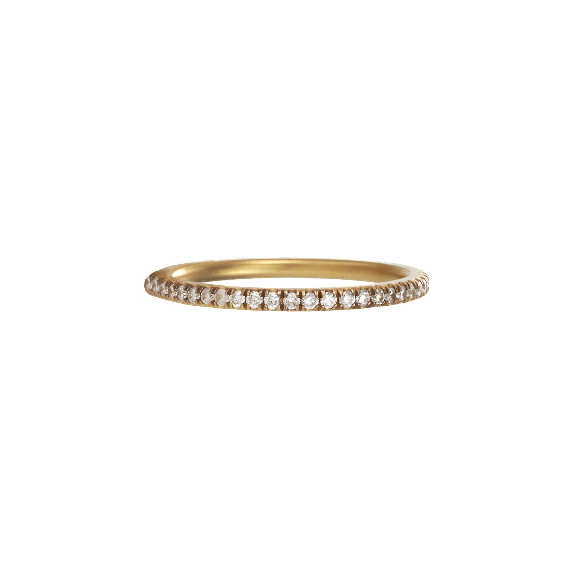 Eternity Band - Gold