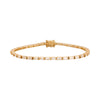 Baguette Bracelet - Anita Ko - Bracelets | Broken English Jewelry