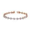 Anita Ko Triangle Eternity Diamond Bracelet - Bracelets - Broken English Jewelry