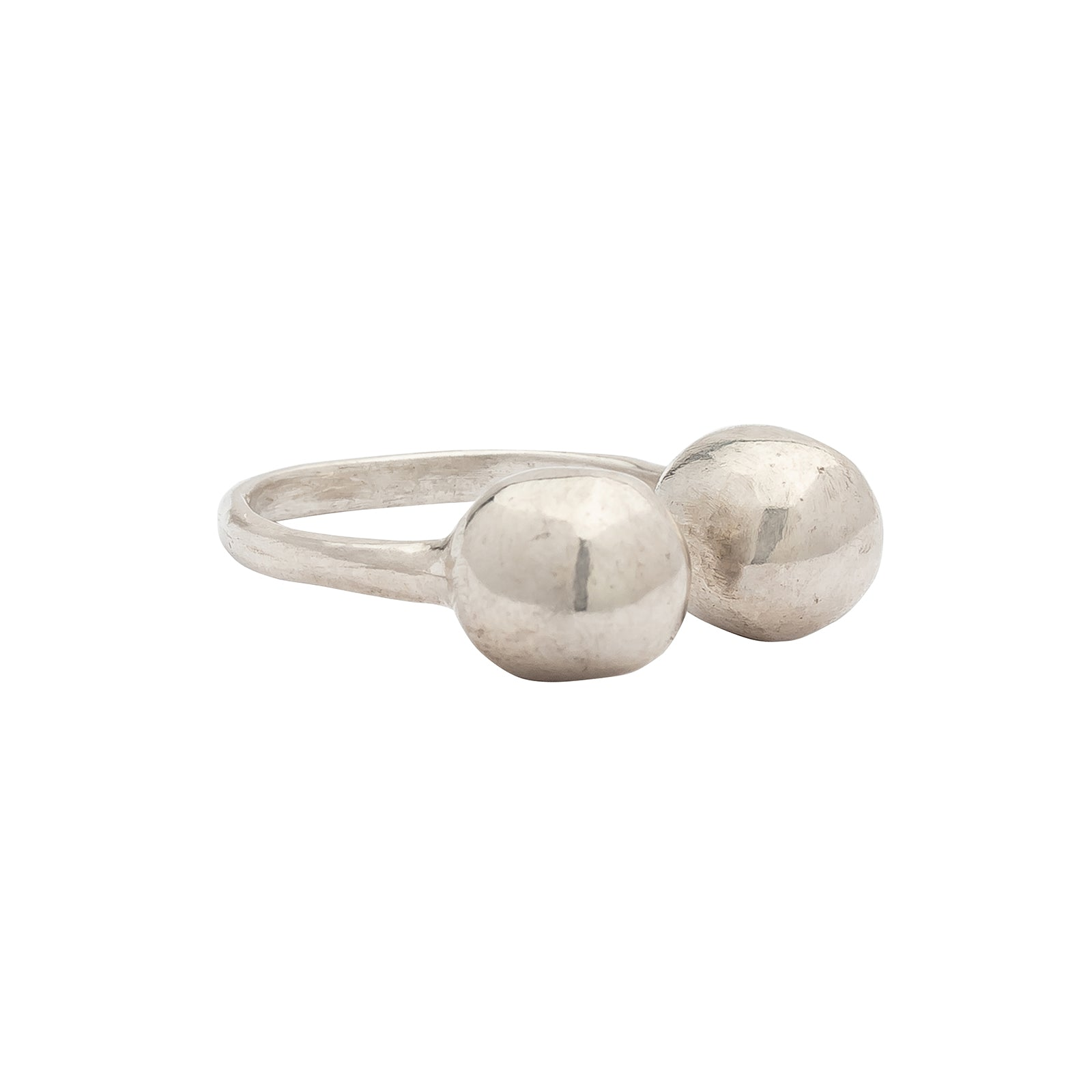 Ariana Boussard-Reifel Hypatia Ring - Silver - Rings - Broken English Jewelry