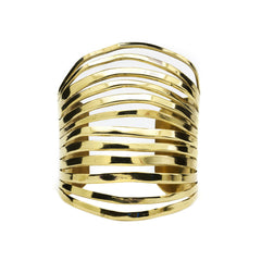Koba Cuff by Ariana Boussard-Reifel for Broken English Jewelry