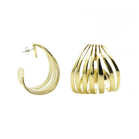 Gulf Earrings by Ariana Boussard-Reifel for Broken English Jewelry