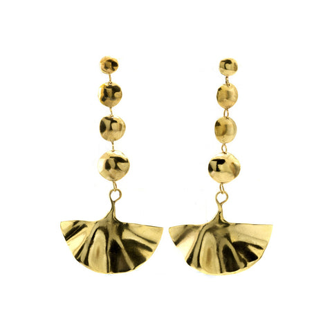 Kabuki Earrings by Ariana Boussard-Reifel for Broken English Jewelry