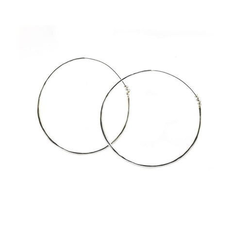 Fede Hoops by Ariana Boussard-Reifel for Broken English Jewelry
