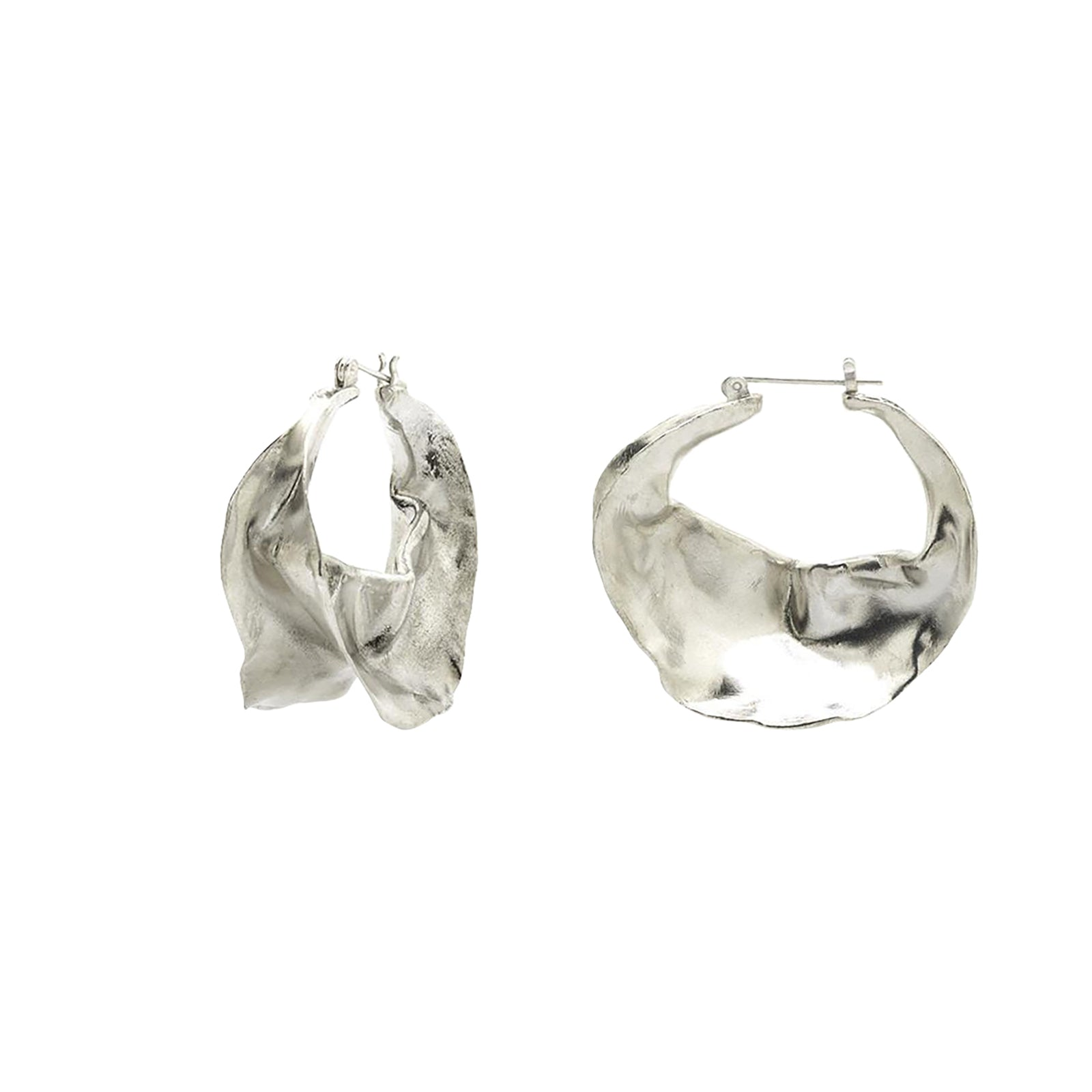 Ariana Boussard-Reifel Georgia Earrings - Sterling Silver - Earrings - Broken English Jewelry