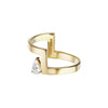 Altruist Bonaparte Ring - Rings - Broken English Jewelry