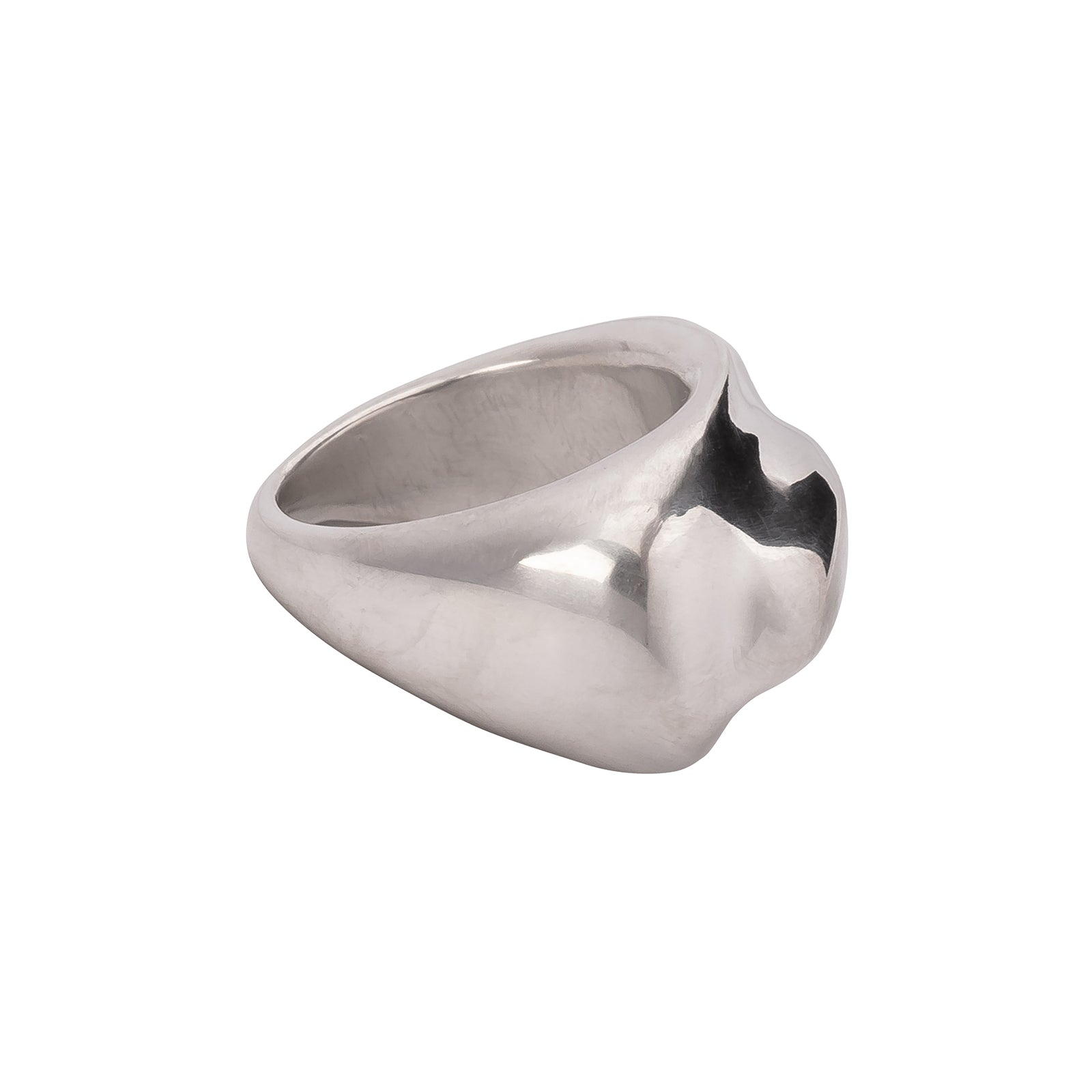 Ariana Boussard-Reifel Ogon Ring - Silver - Rings - Broken English Jewelry