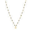 Gigi Clozeau Classic Puce Necklace - Scarab - Necklaces - Broken English Jewelry