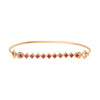 Michelle Fantaci Nomad Bracelet - Ruby - Bracelets - Broken English Jewelry