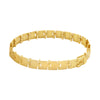Eli Halili Gold Links Bracelet - Bracelets - Broken English Jewelry