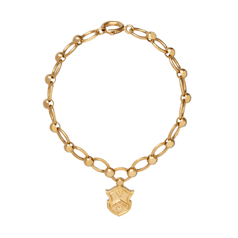Cor Ad Cor Ball Chain Bracelet  - Foundrae - Bracelets | Broken English Jewelry