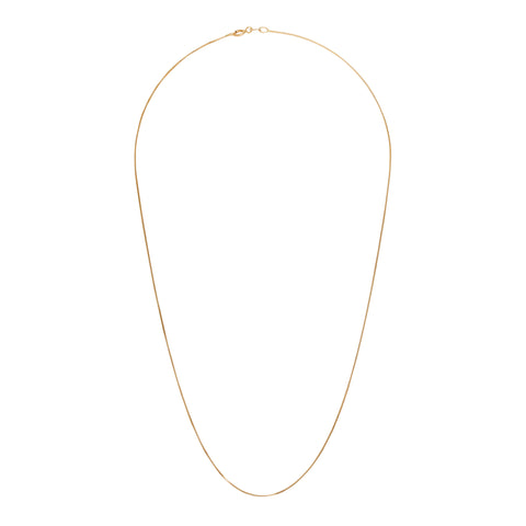 "Box Chain 16"" - Broken English - Necklaces 