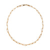 "Broken English 16"" XL Elongated Link Chain - Necklaces - Broken English Jewelry"