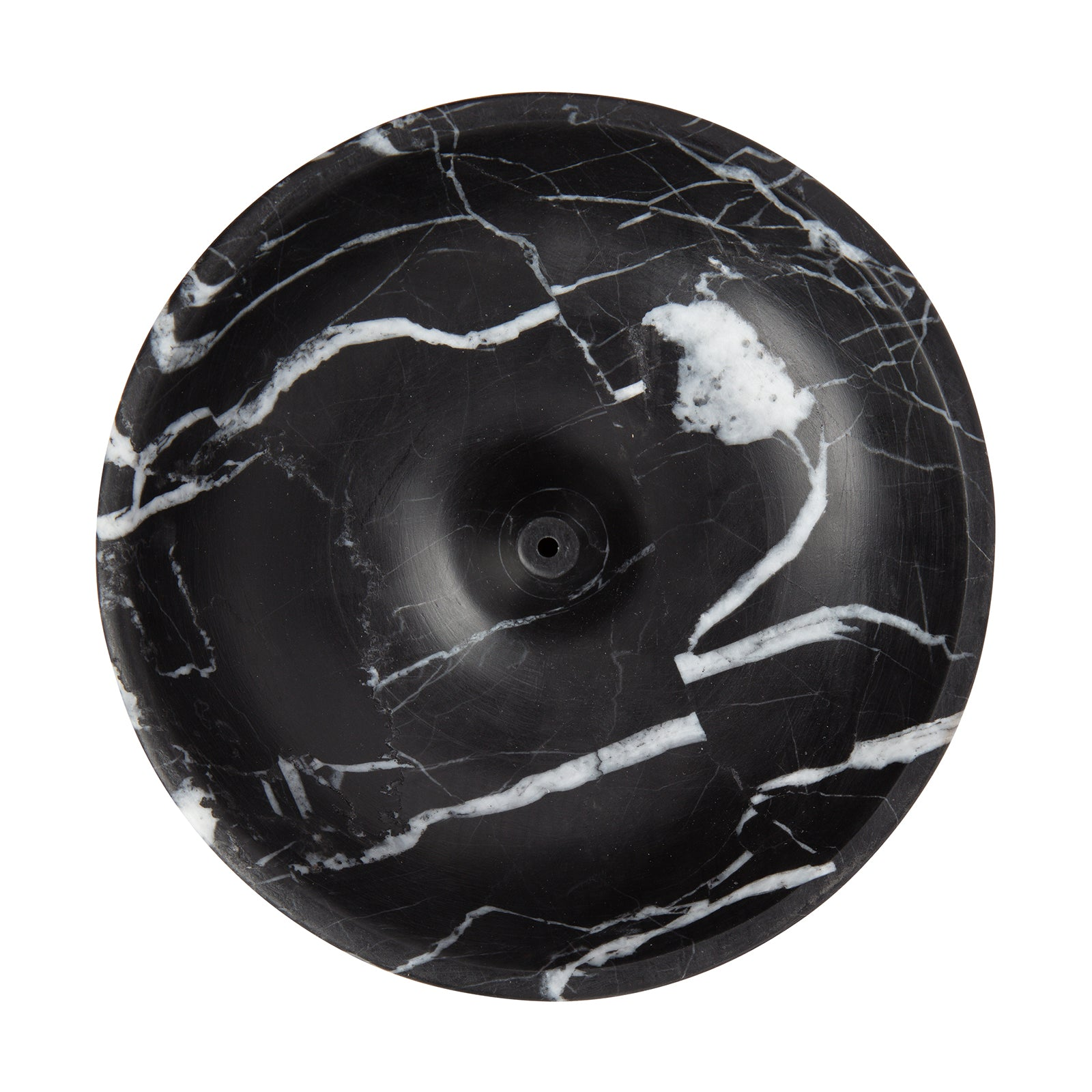 Be Home Large Incense Holder Black Marble Home Decor Broken English Jewelry