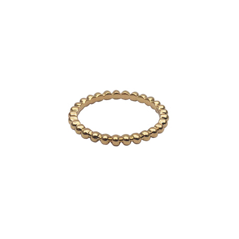 Boules Eternity Ring - Rosa de la Cruz - Rings | Broken English Jewelry