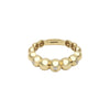 Rosa de la Cruz Diamond Boules Ring - Rings - Broken English Jewelry