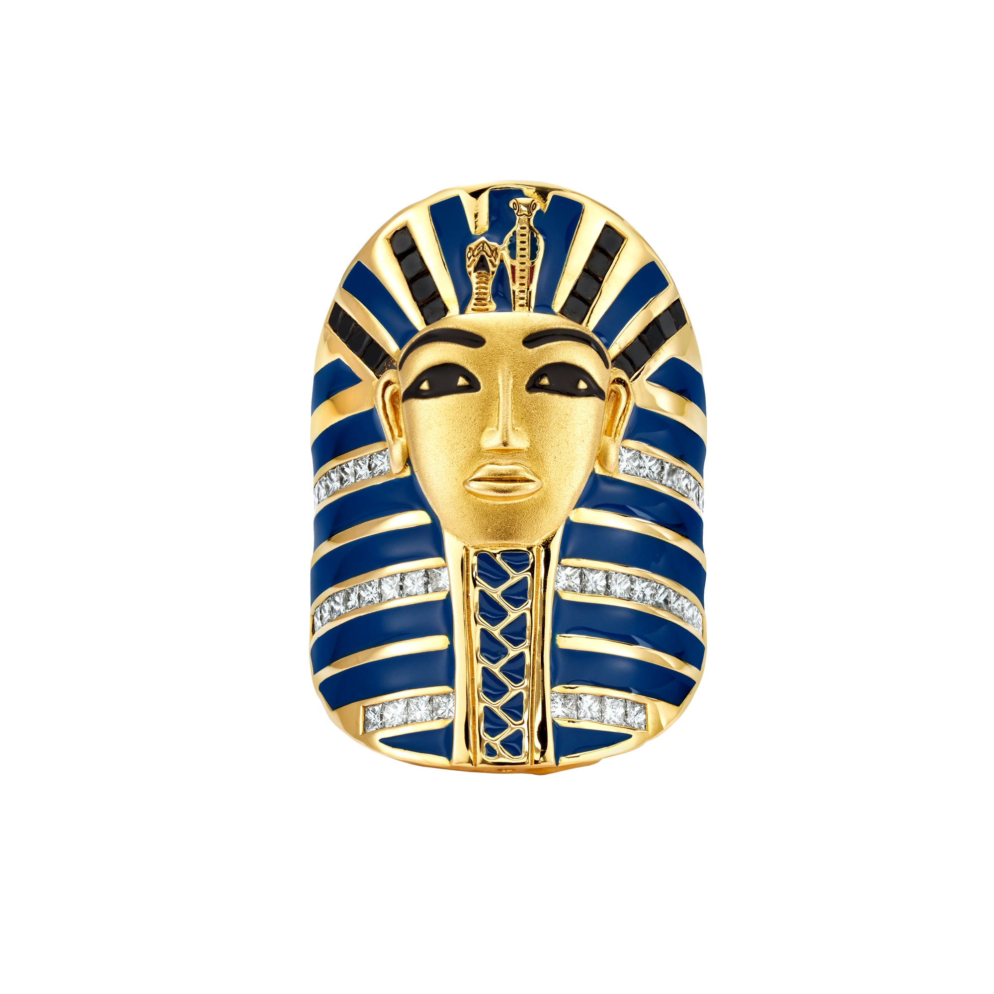 Pharaoh Wrap Ring