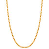 "24"" Cable Chain by Buddha Mama for Broken English Jewelry"