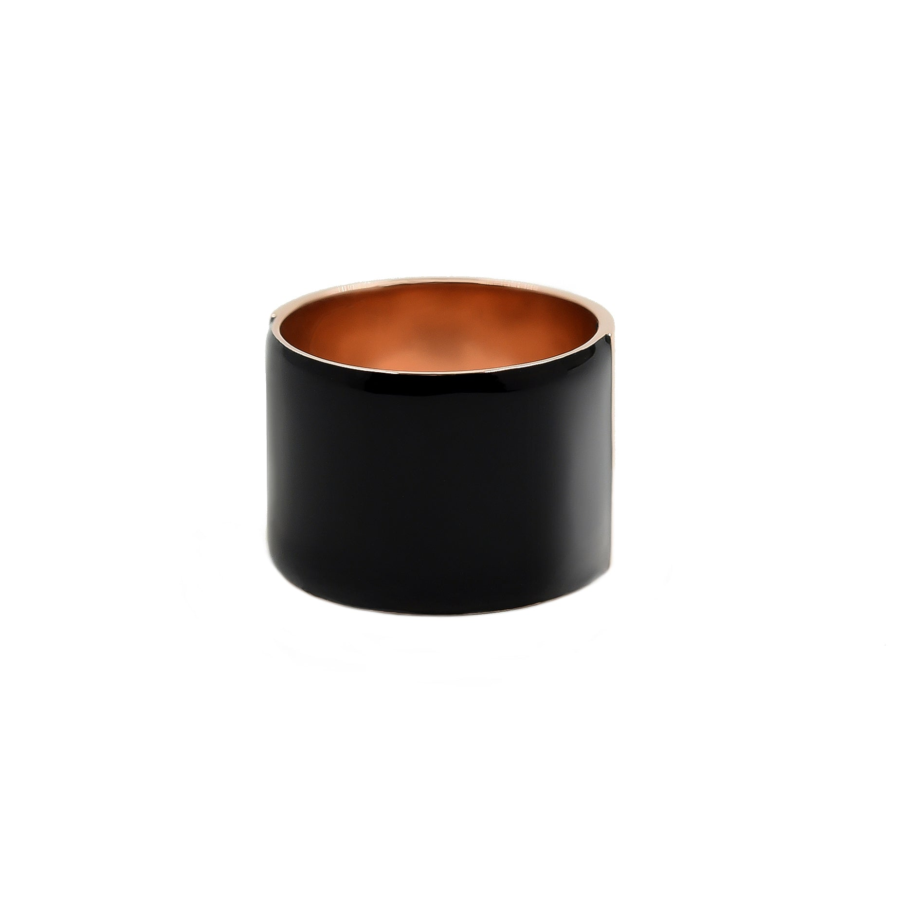 Black Cigar Ring - Bondeye - Ring | Broken English Jewelry