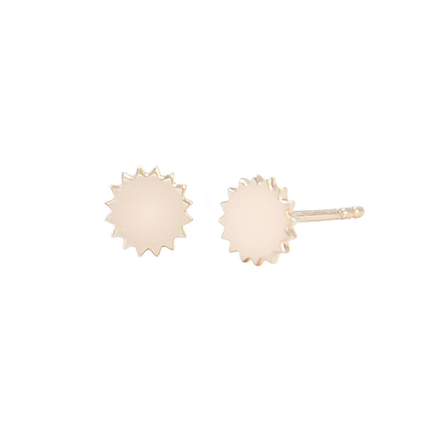Lyra Studs - Bondeye - Earrings | Broken English Jewelry