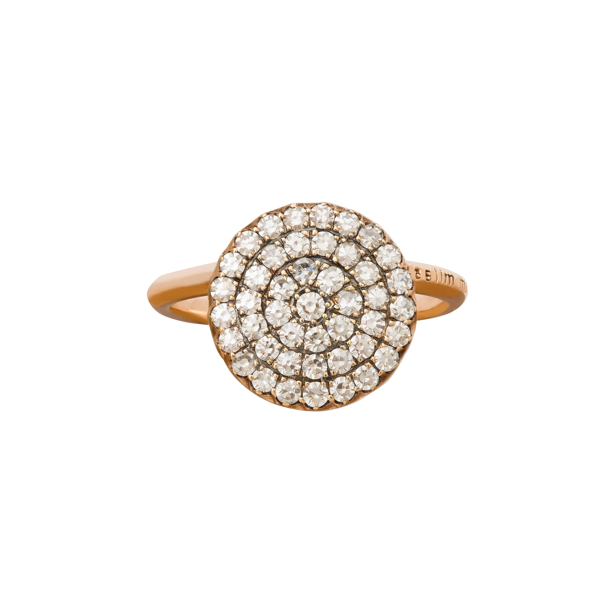 13mm Diamond Beirut Ring - Selim Mouzannar - Rings | Broken English Jewelry