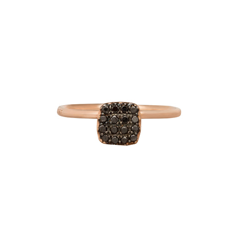 Black Diamond Beirut Ring - Selim Mouzannar - Rings | Broken English Jewelry