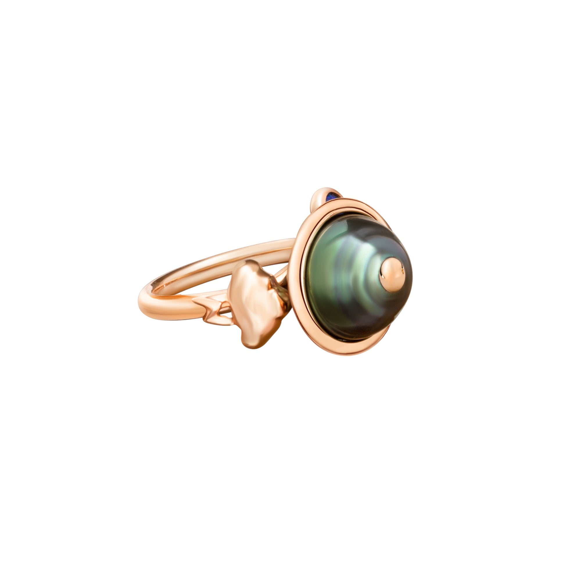 Planet Ring - Bibi van der Velden - Ring | Broken English Jewelry