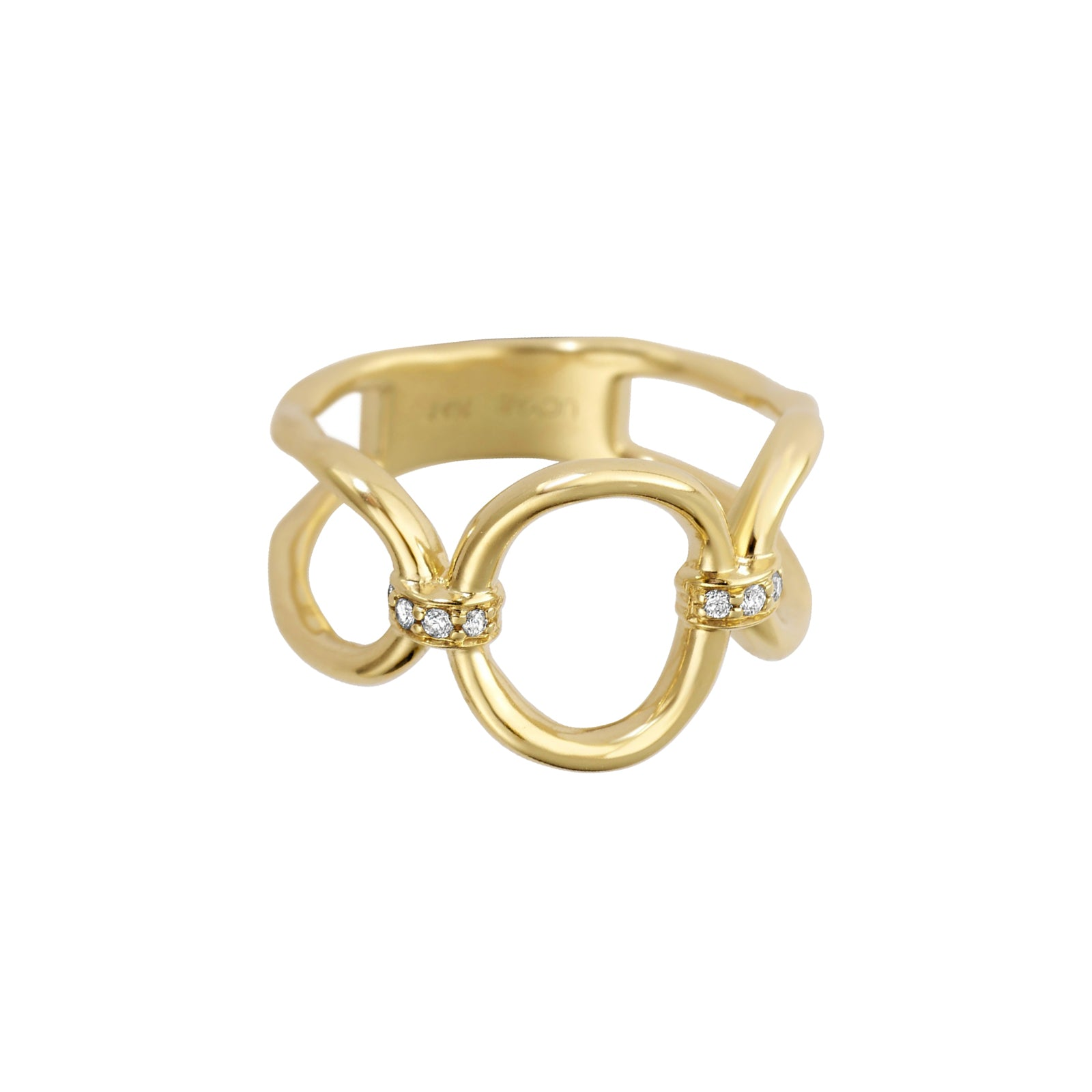 BaYou with Love Laurel Ring - Rings - Broken English Jewelry