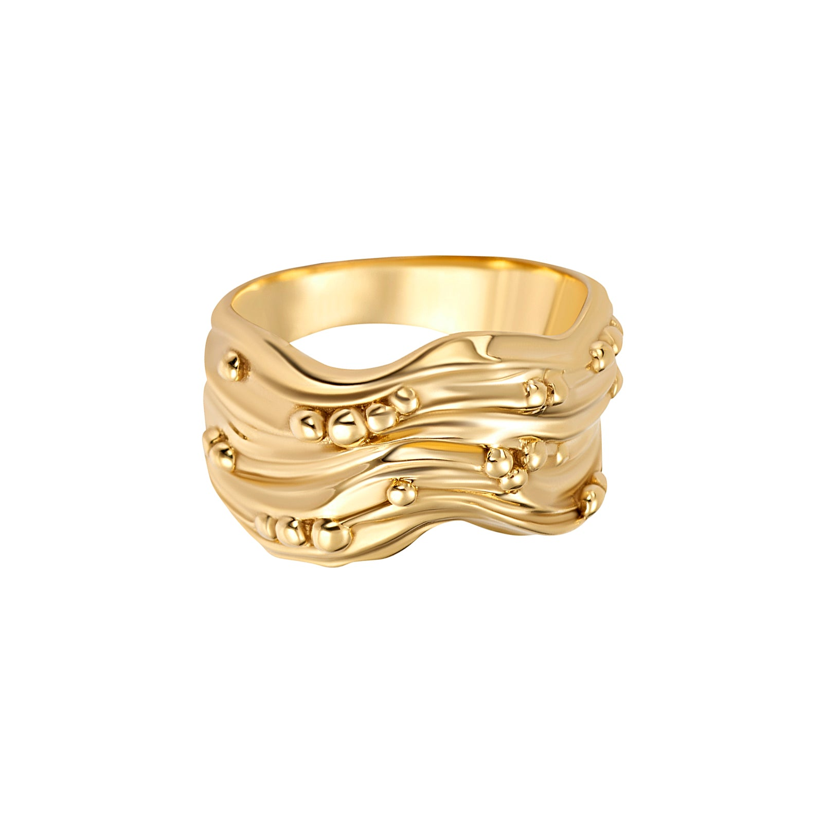 BaYou with Love BaYou Ring - Rings - Broken English Jewelry