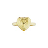 Single Heart Ring - Christina Alexiou - Ring | Broken English Jewelry