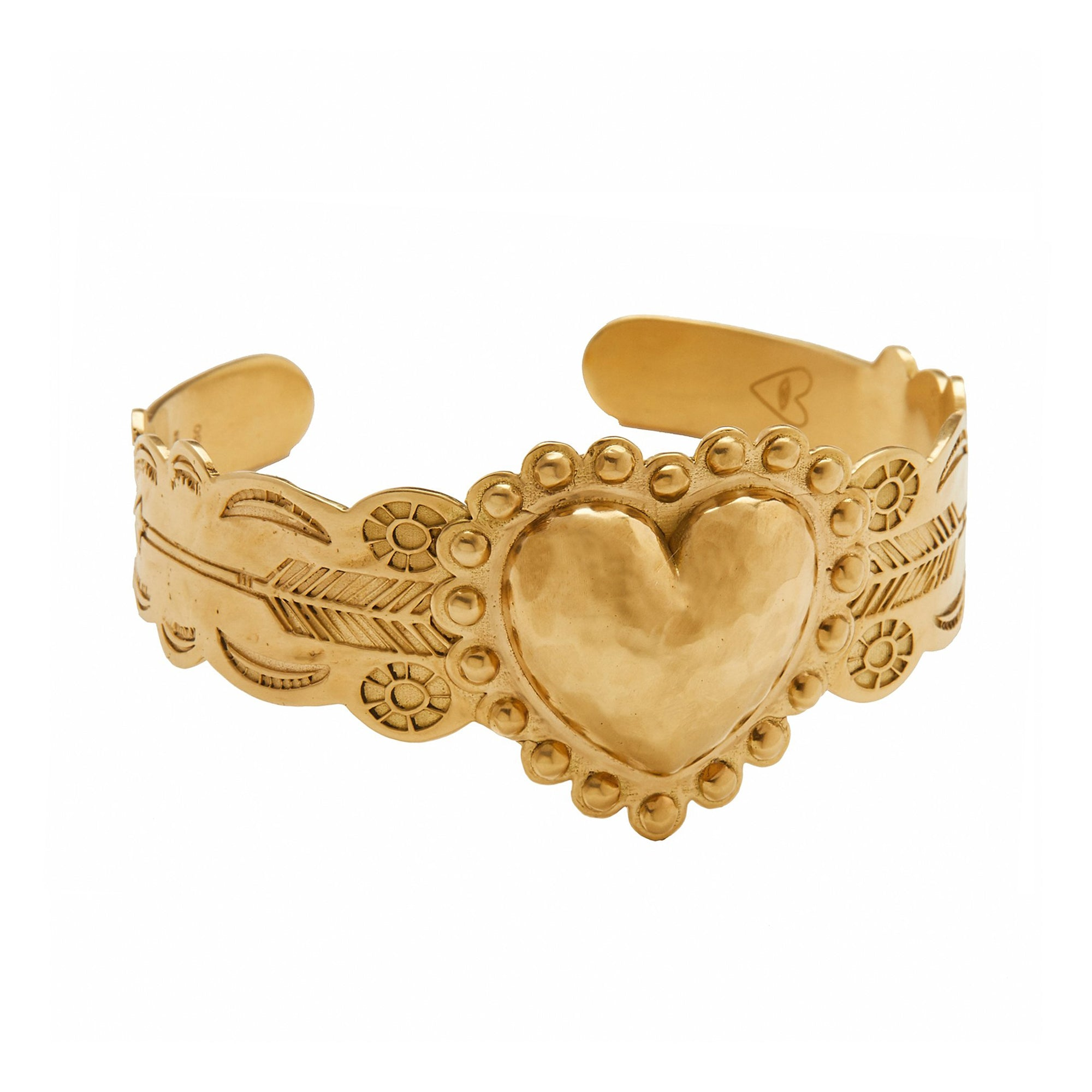 Heart Bracelet - Christina Alexiou - Bracelet | Broken English Jewelry