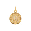 Foundrae Baby True Love Medallion - Charms & Pendants - Broken English Jewelry